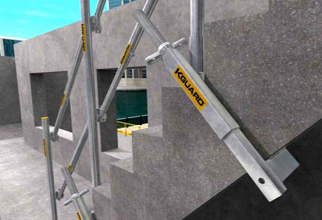 Kguard 174 Edge Protection And Fall Prevention Systems